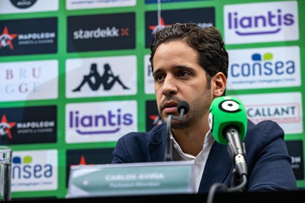 Carlos Aviña (Cercle Brugge): 'Nu de balans vinden tussen ontwikkelen en direct presteren'