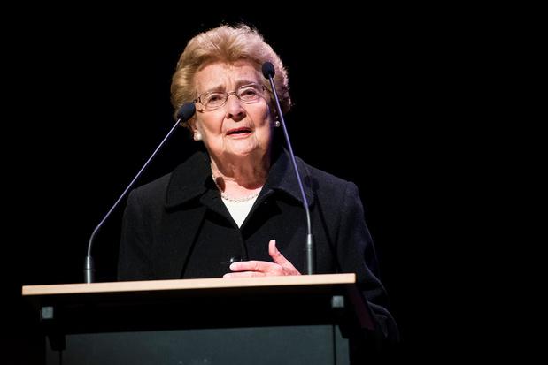 Antoinette Spaak is niet meer: 'Ze was geen Vlamingenhater'