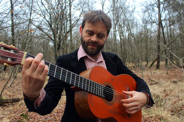 Flamencogitarist Myrddin De Cauter: 'Veel flamenco mist een ziel'