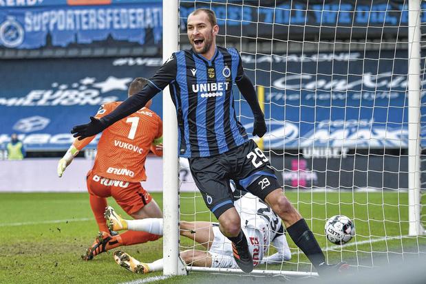 Bas Dost: het roofdier van Club Brugge in cijfers