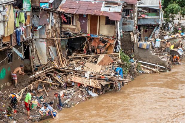Overstromingen Indonesië maken 53 slachtoffers