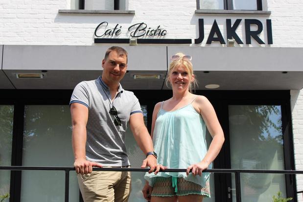 Koppel neemt Café Bistro Jakri over in volle coronacrisis
