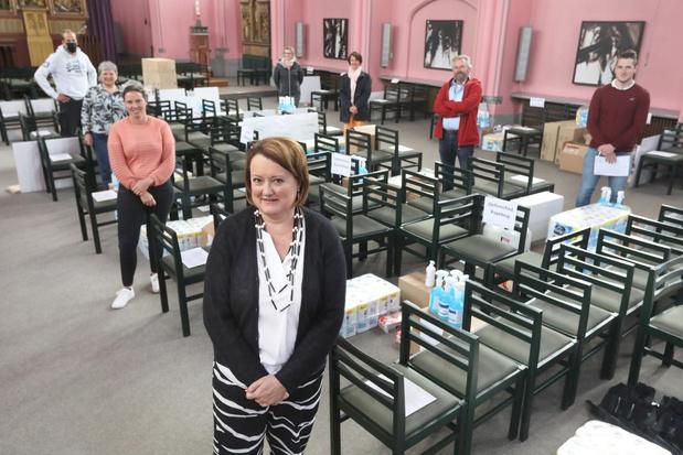 """Scholengroep Sint-Rembert uit Torhout klaar voor de heropening: """"Dankzij veel goede wil"""""""