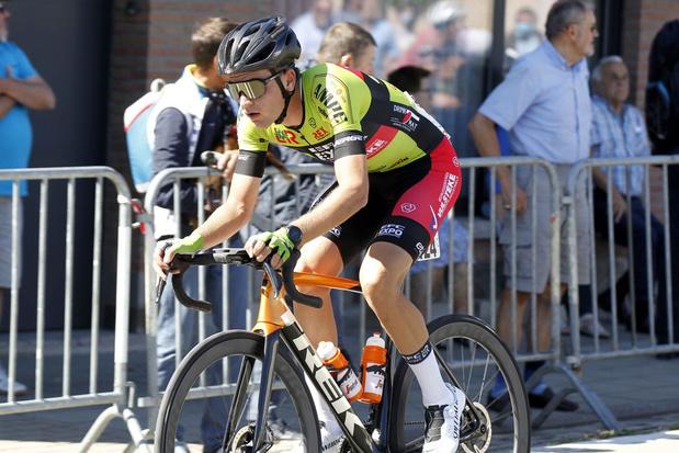 Belofte Louis Blouwe naar jeugdploeg Bingoal-Wallonie Bruxelles