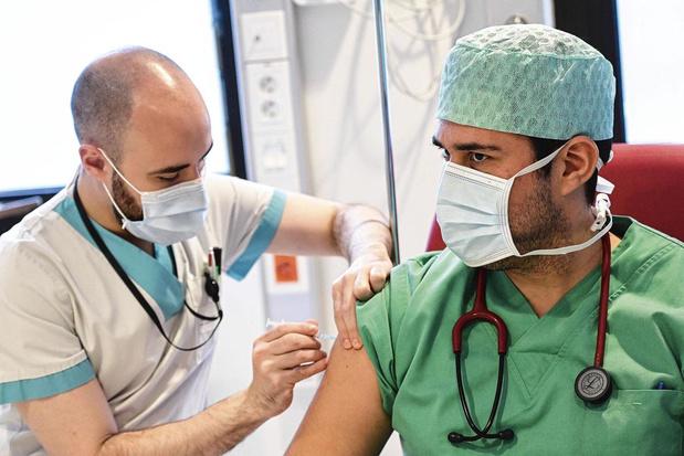 Au tour du personnel hospitalier exposé