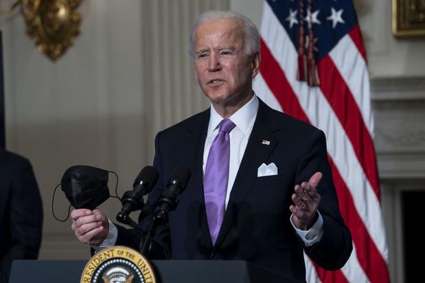 Joe Biden en Japanse premier: Korea moet kernwapenvrij worden