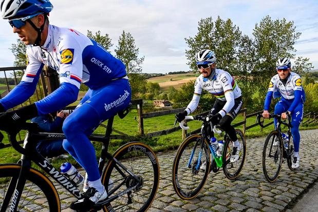 Wie wint de Ronde van Vlaanderen? 'Deceuninck-Quick-Step zal het 'Elegant' oplossen'