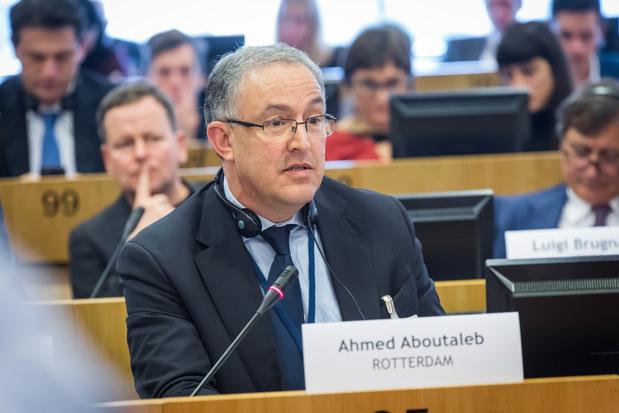 Rotterdamse burgemeester verkozen tot beste van de wereld
