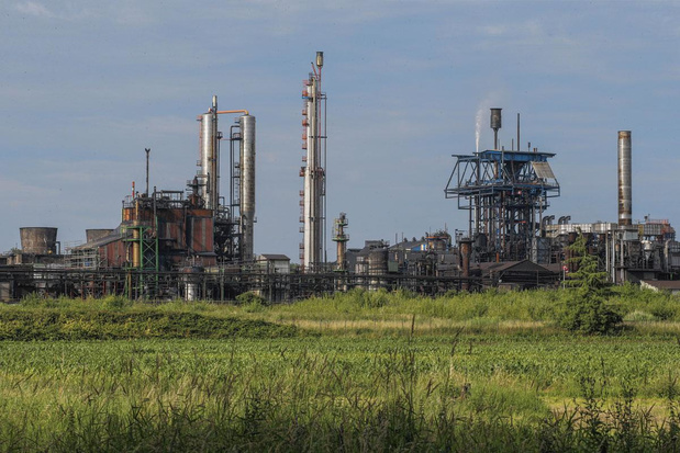 """""""Sept incidents en cinq semaines"""", inquiétudes autour de l'usine Yara à Saint-Ghislain"""
