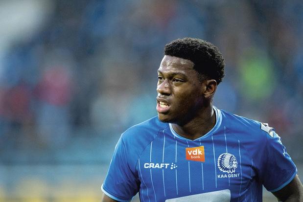 Jonathan David file à Lille: le transfert sortant le plus cher de l'histoire de la D1 belge