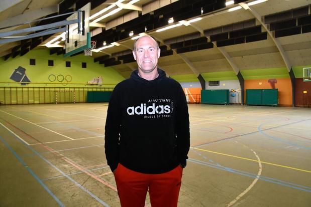 """Verenigingen zoeken oplossing voor sluiting sporthal: """"Alle zalen in Kortrijk zitten vol"""""""