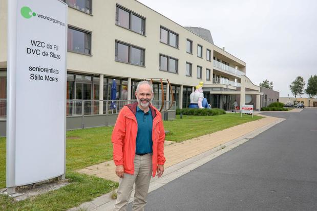 Woonzorgcentrum De Ril in Middelkerke zal geen bezoek toelaten