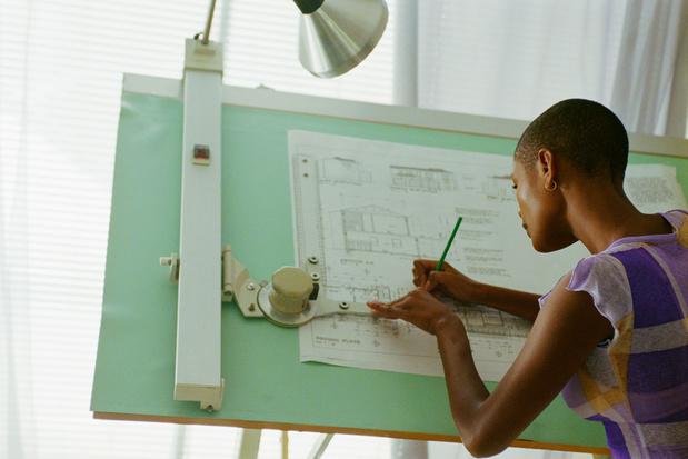 'Ze bestaan wel degelijk, architecten van kleur, maar zichtbaar zijn ze te weinig'
