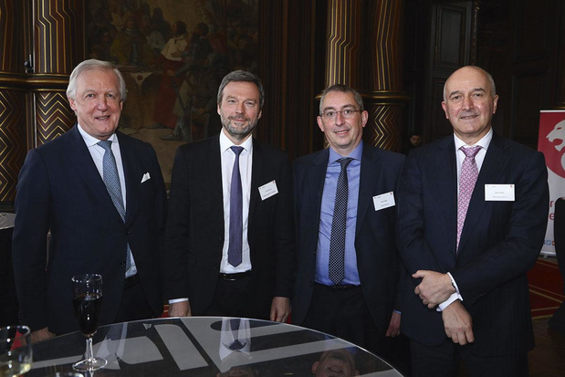 Pierre Wunsch au Forum financier