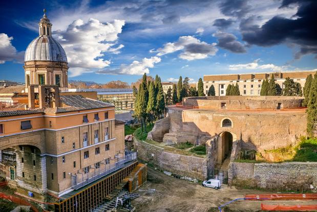 In maart gaat de tombe van de eerste Romeinse keizer in Rome open voor het publiek