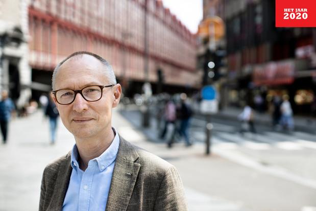 Uitgever Harold Polis: 'De boekhandel als een essentiële winkel, dat was een mooi signaal'