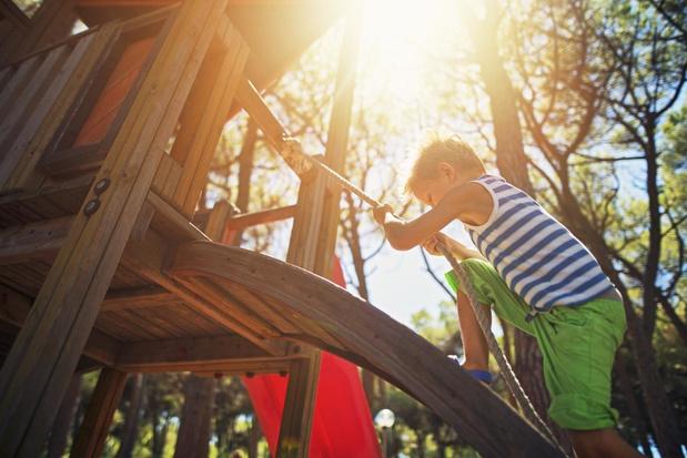 Speeltuinen weer open voor kinderen tot 12 jaar