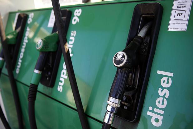 Benzine op duurste niveau sinds 2014, diesel op nieuw record