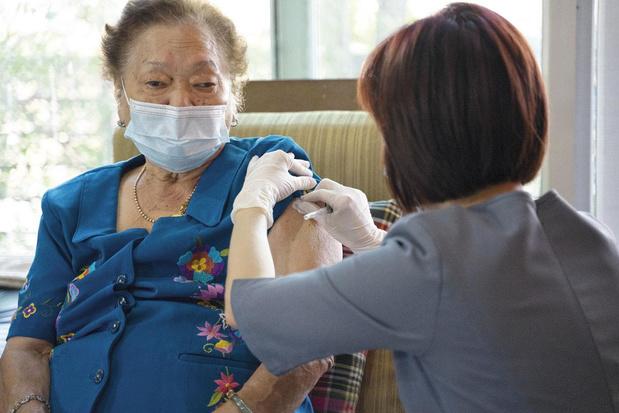 Début des vaccinations Covid-19 à domicile
