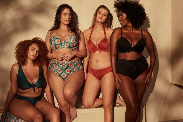 Meer swimwear voor maatje meer: 'De body positivity-beweging heeft veel merken wakker geschud'