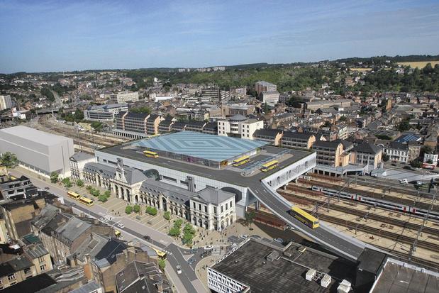 Namur: La zone nord, à requalifier d'urgence