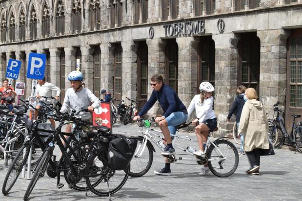Ieperlingen positief over toerisme in hun stad