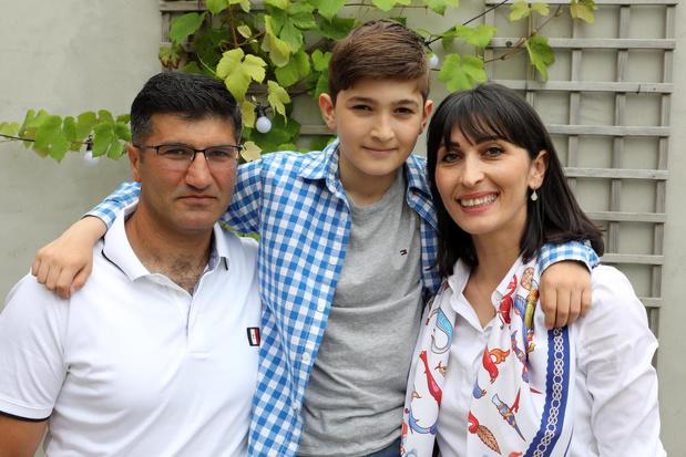 Gezin Khachatryan trekt niet naar familie in Armenië deze zomer