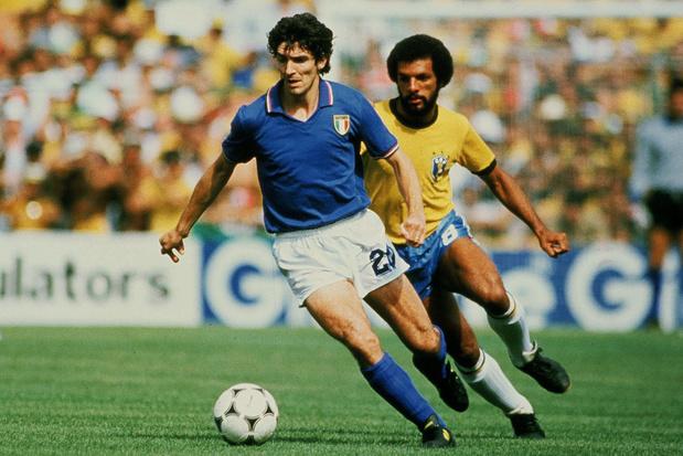 Italiaanse WK-topschutter Paolo Rossi overleden