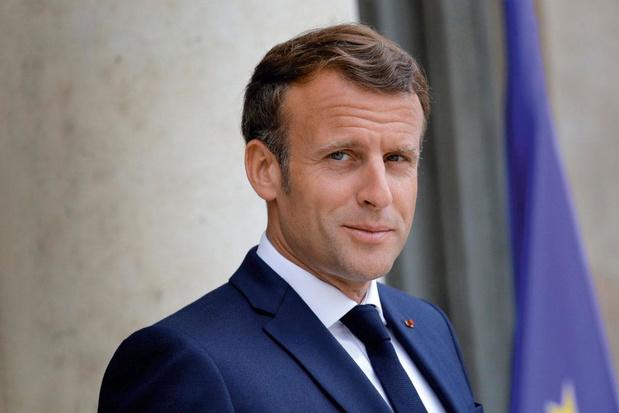 De evenwichtsoefening van Macron