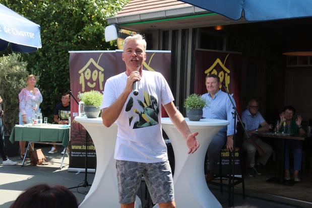 Opnames Family Radio met optredens van 72 artiesten in De Kippe