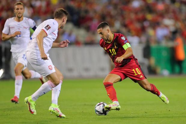 Goeie week voor de Rode Duivels: dicht bij WK, 'ontdekking' Vanaken en eindelijk Hazard