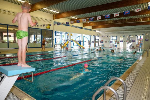 Zwembad van Middelkerke voor onbepaalde tijd gesloten vanwege lek