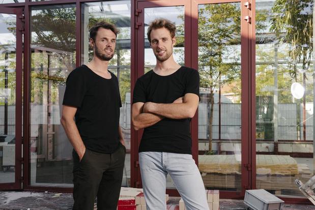 Kachtemse broers Hoornaert toveren café 't Nieuw Gemeenthuis om in Vonk Gastrobar