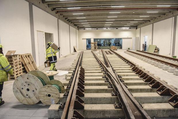 Une école du rail à Molenbeek