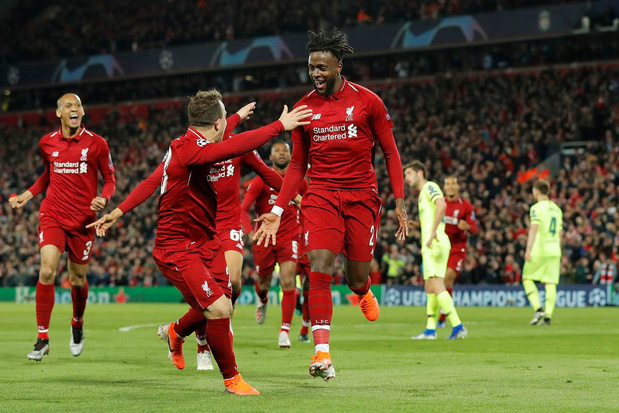 Kippenvelmatch #17: Liverpool-Barcelona 4-0