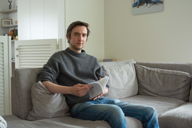 Jonge Moorselenaar Mattijs Deraedt maakt opmerkelijk poëziedebuut