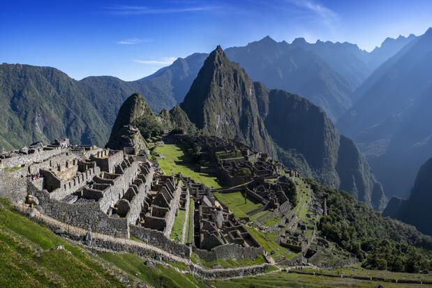 Machu Picchu: een volmaakte site