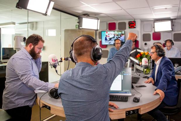 Benjamin Dalle (CD&V) maakt internetradio goedkoper voor lokale zenders