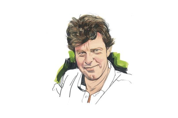 Televisiemaker Wim Lybaert: 'Deze crisis is een kans om onze maatschappij te resetten'