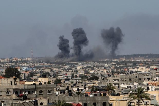 Vlaamse meerderheid veroordeelt geweld in het Midden-Oosten en wil ingreep in wapenexport