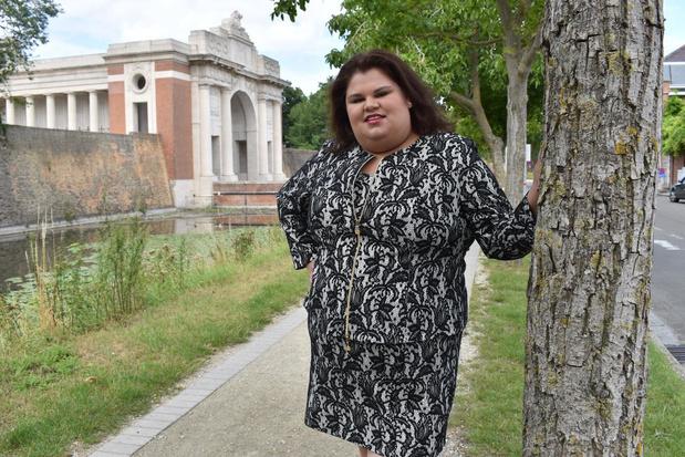 """Lissa Hullak: """"Ik droom ervan onder de Menenpoort te zingen"""""""