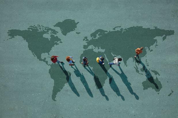'De mondialisering van de vergrijzing zal de wereldorde in de 21ste eeuw boetseren'