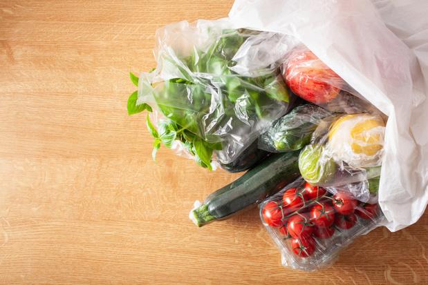 Frankrijk verbiedt plastic rond fruit en groenten