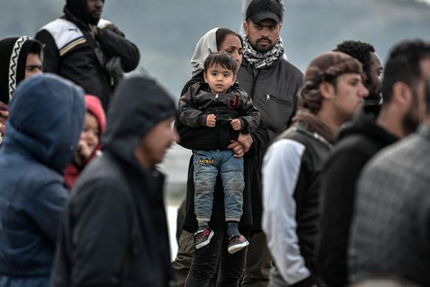 'Ons vluchtelingenbeleid is de grootste gemene deler van 27 keer halfslachtigheid'