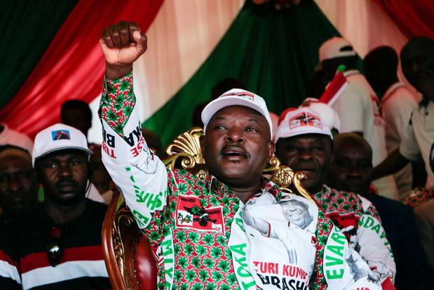 Overleeft Burundi de dood van president Nkurunziza?