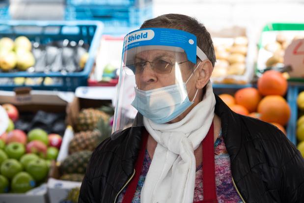 Meer angst voor het coronavirus in Wallonië