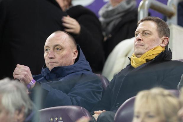 Wat is de rol van Wouter Vandenhaute bij Anderlecht?