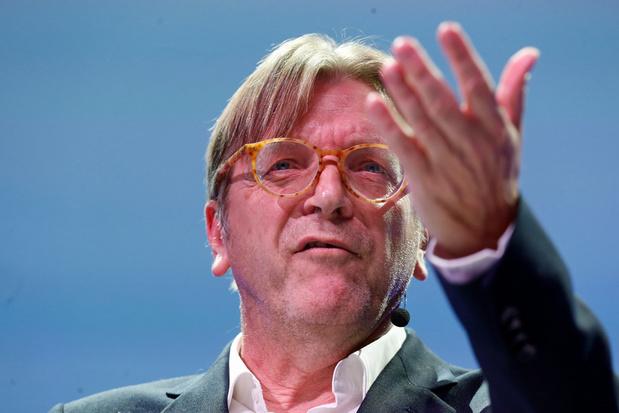 Guy Verhofstadt verlaat Gentse gemeenteraad