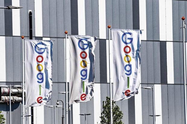 Une start-up belge va réclamer 180 millions à Google