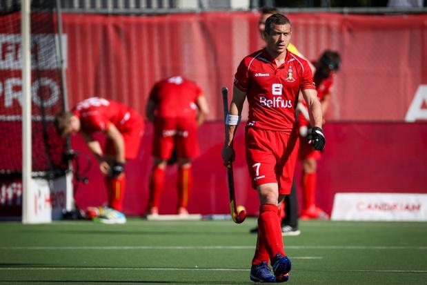 Red Lions lijden in tweede groepswedstrijd 2-1 nederlaag tegen Engeland